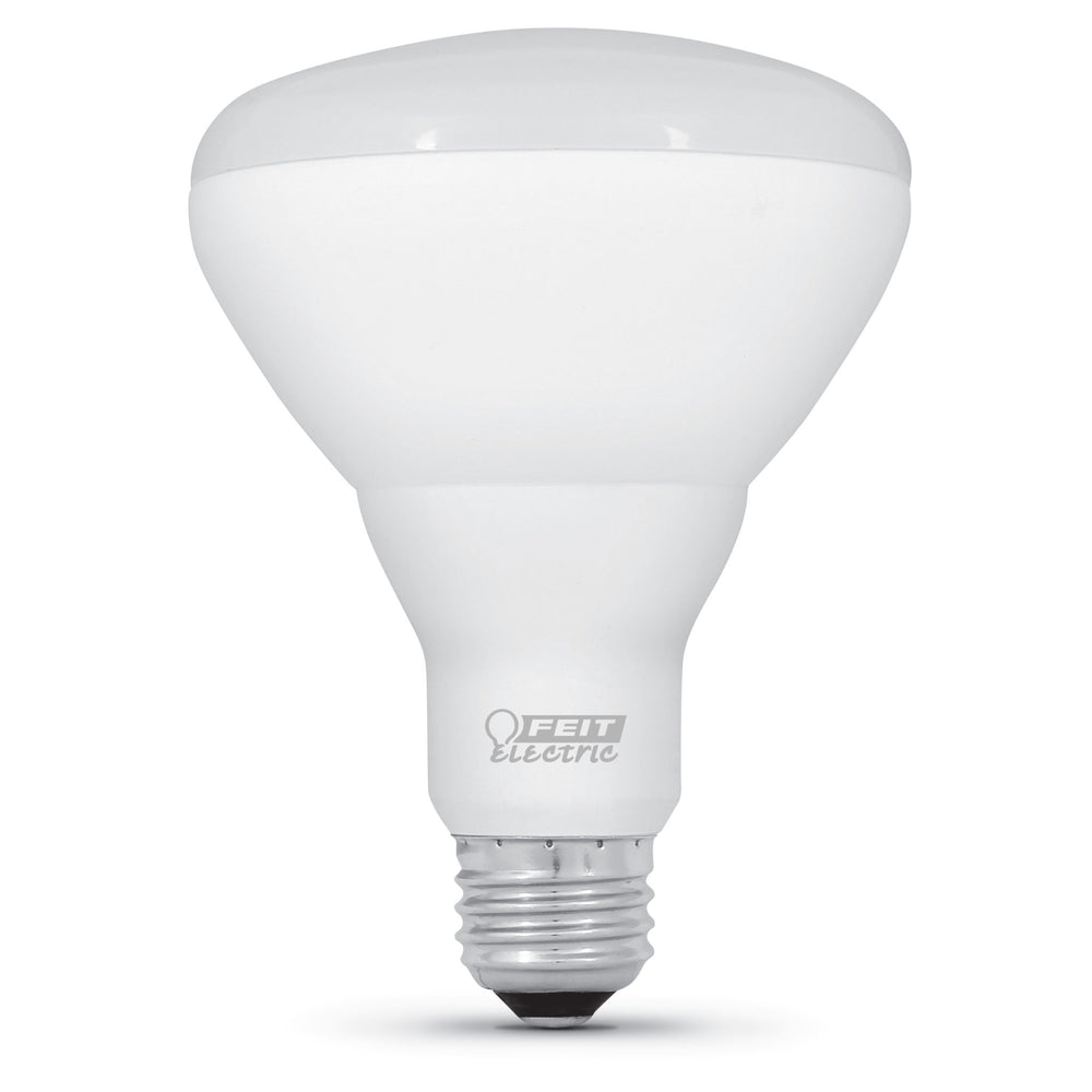 Feit Electric LED BR30 65W Equivalent, 650 Lumens, Dimmable, 2700K 6 Pack, CEC Compliant Bulb (BR30DM/927CA/6)