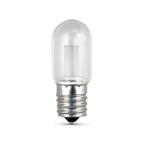 Feit Electric LED T7 Tubular Appliance, Clear, 3000K, Intermediate Base Bulb (BPT7N/SU/LED )