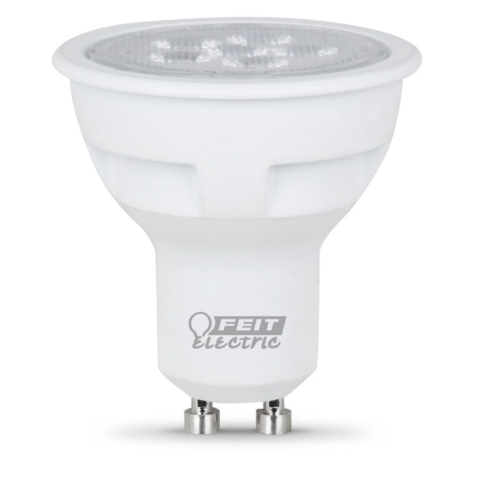 Feit Electric MR16 120 Volt GU10 Base Dimmable Performance LED - 75W Equivalent - 3000K Bulb (BPMR16/GU10/800/LED)