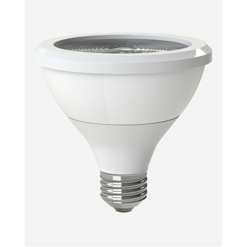 GE 42134 PAR30 LED 12W 1000 Lumens 80 CRI Screw-In Medium Dimmable Track & Recessed (LED12DP30RW82740 120)