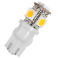 Halco ProLED 912/1WW/LED 1W LED 3000K 10V-18V 82 CRI Plastic Wedge Base Dimmable Bulb (80791)