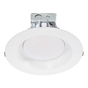 Halco ProLED CDL8FR30/940/RTJB/LED 30W LED 120V-277V 4000K 90 CRI White Dimmable Downlight (99620)