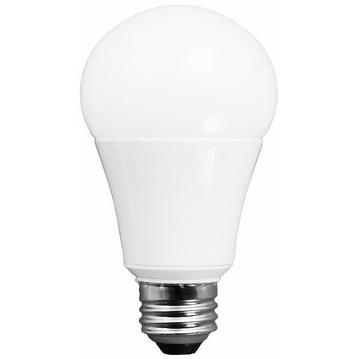 TCP 15 Watt A19 LED 3000K 120V 1625 Lumen 80 CRI Medium (E26) Base Omnidirectional Dimmable Bulb (L15A19D2530K)