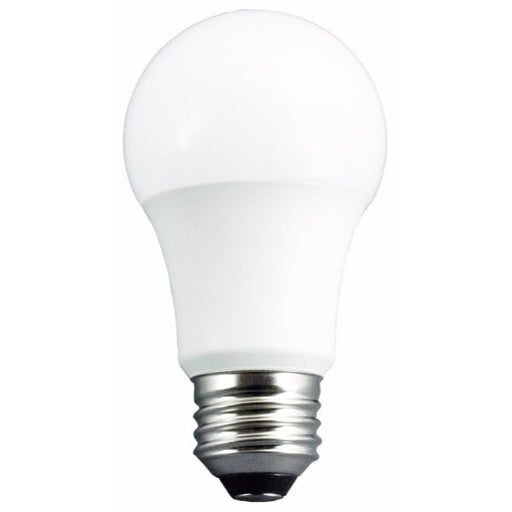 TCP 6 Watt A19 LED 4100K 500 Lumen 80 CRI Medium (E26) Base Dimmable Bulb (L6A19D2541K)