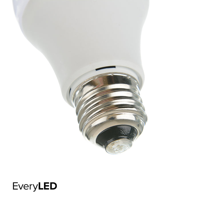 Standard 12V-34V AC/DC - Wattage 6W - TYPE LED A19 Bulb - Color Temp 3000K (WARM White) - LUMENS 600 - ReplaceS 50-75W A19 Incandescent Bulb (LED-A19/6W/12-34V)