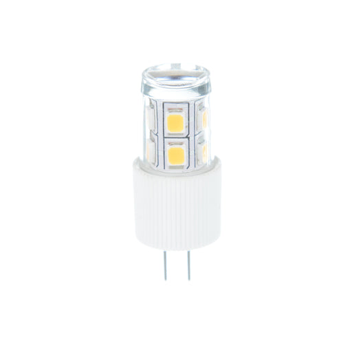 Bulbrite LED2G4/27K/12 2W LED G4 Clear 2700K 12V (770586)