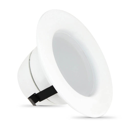 Feit Electric LED 4 Inch Retrofit Recessed Kit - 5000K 50W Equivalent Fixture (LEDR4/950CA)