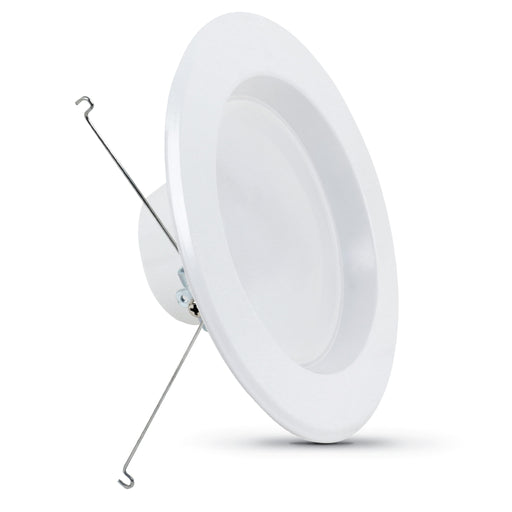 "Feit Electric LED 5""/6"" 120W Equivalent, Retrofit Kit, 1290 Lumens, 5000K, Dimmable, CEC Compliant (LEDR56HO/CA/950)"