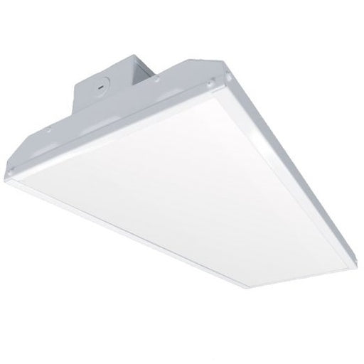 "Litetronics 185 Watt 24"" LED 0-10V Dimmable Linear High Bay Fixture with Polycarbonate Frosted Lens - 5000K 120V-277V 80 CRI 24,000 Lumen - Includes 8' Cord Installed - DLC Premium (LHB185UM250DL)"