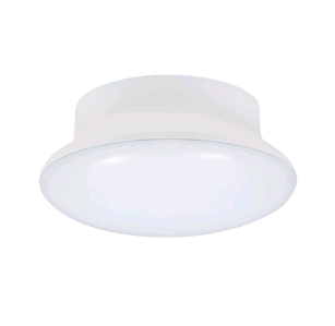 "Sylvania 75080 9 Watt LED 7"" Retrofit for Medium Base Ceiling Light Fixture - 2700K 120V 82 CRI 700 Lumen - No Pull Chain (LED/700/CL/827/RP)"