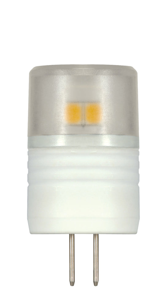 SATCO/NUVO LED 2.3W JC/G4 3000K 2.3W T3 Replacement LED 3000K G4 Base 360 Degree Beam Spread 12V (S9220)