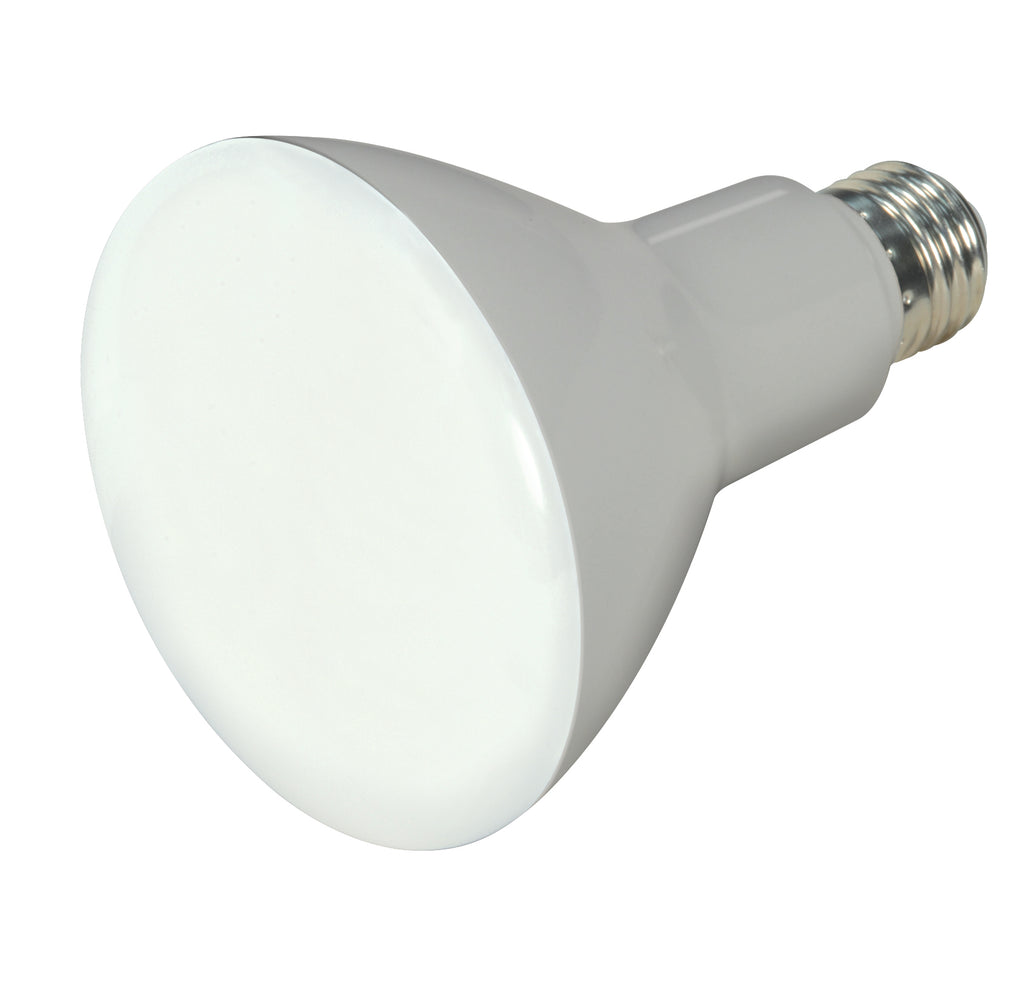 SATCO/NUVO 9.5BR30/LED/5000K/750L/120V/D 9.5W BR30 LED 105 Degree Beam Spread 5000K Medium Base 120V Dimmable (S9623)