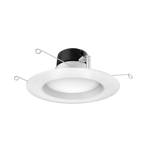 Satco S29725 10.5 Watt LED 3000K 120V 800 Lumen Dimmable 5 Inch-6 Inch Downlight Retrofit - White (10.5WLED/RDL/5-6/30K/120V)