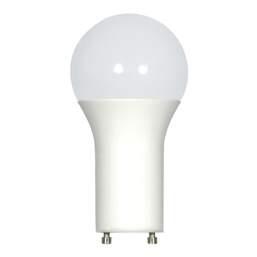 SATCO/NUVO 9.8A19/OMNI/220/LED/27K/GU24 9.8W A19 LED 2700K GU24 Base 220 Degree Beam Spread 120V (S29840)