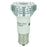 Sunlite 1383/1LED/3W/SC/12V/WW LED 3000K 12V 3 Watts 120 Lumens Single Contact Bayonet (BA15S) Non-Dimmable (80307-SU)