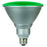 Sunlite PAR38/LED/6W/G Green LED 120V-220V 6 Watts 350 Lumens Parabolic Reflector PAR38 Medium (E26) Non-Dimmable (80042-SU)