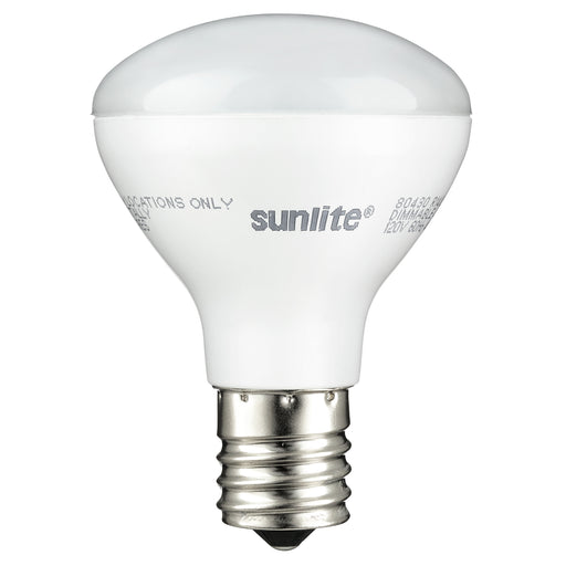 Sunlite R14/LED/N/E17/4W/D/E/27K LED 2700K 120V 4 Watts 280 Lumens Reflector R14 Intermediate (E17) Dimmable (80430-SU)