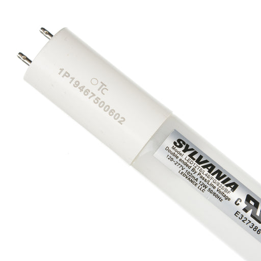 Sylvania LED12T8/L48/FG/835/BF Internal Driver/Line Voltage Linear LED T8 Lamp (75006)