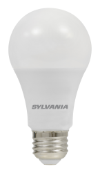 Sylvania 74685 LED A19, 12 Watt, Dimmable, 1100 Lumens, 2700k, 120v, Medium Base (LED12A19/DIM/O/827/U)