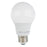 TCP 9W A19 LED 2700K 120V 800 Lumen 80 CRI Medium E26 Base Dimmable Bulb (L60A19D15V27K)