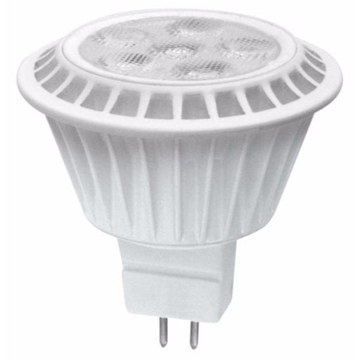 TCP LED 5 Watt MR16 2700K GU5.3 FL (LED512VMR1627K FLOOD)