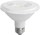TCP LED 12 Watt PAR30 Short Neck Dimmable 3000K Spot (LED12P30SD30KSP)