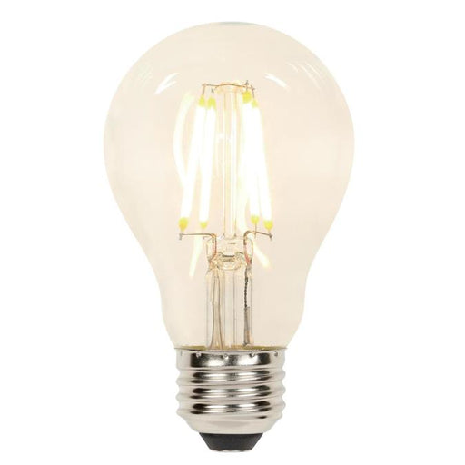 Westinghouse 6.5A19 Filament LED Dimmable Clear 27 (4316500)