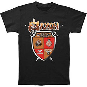 Warriors of The Road Shield T Shirt