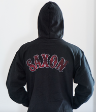 Load image into Gallery viewer, Sale - Saxon Zip Hoodie