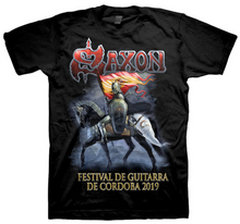 Load image into Gallery viewer, Festival De Guitarra De Crodoba 2019 Event T Shirt