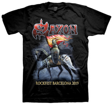 Load image into Gallery viewer, Rockfest Barcelona 2019 Event T Shirt