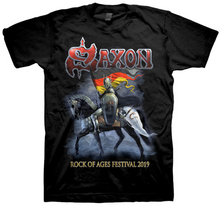 Load image into Gallery viewer, Rock Of Ages Festival 2019 Event T Shirt