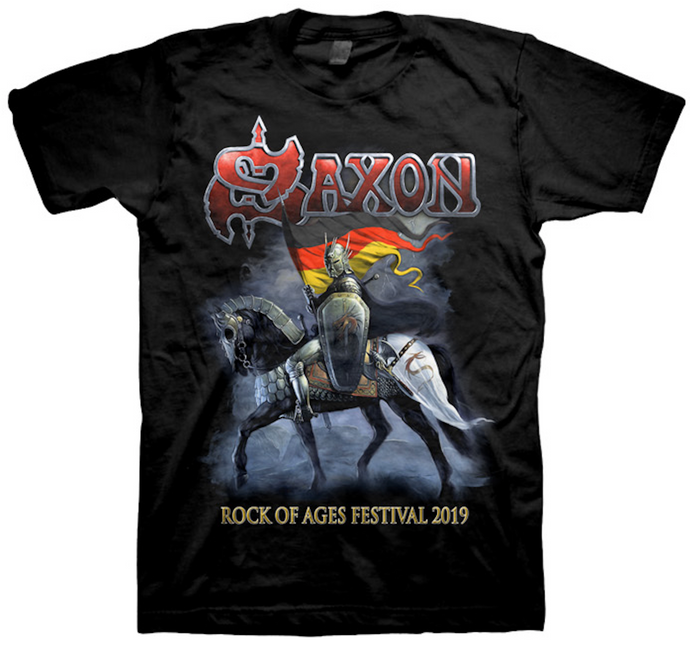 Rock Of Ages Festival 2019 Event T Shirt