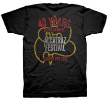 Load image into Gallery viewer, Alcatraz Festival 2019 Event T Shirt