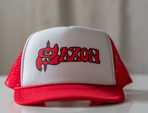 Red Trucker Cap