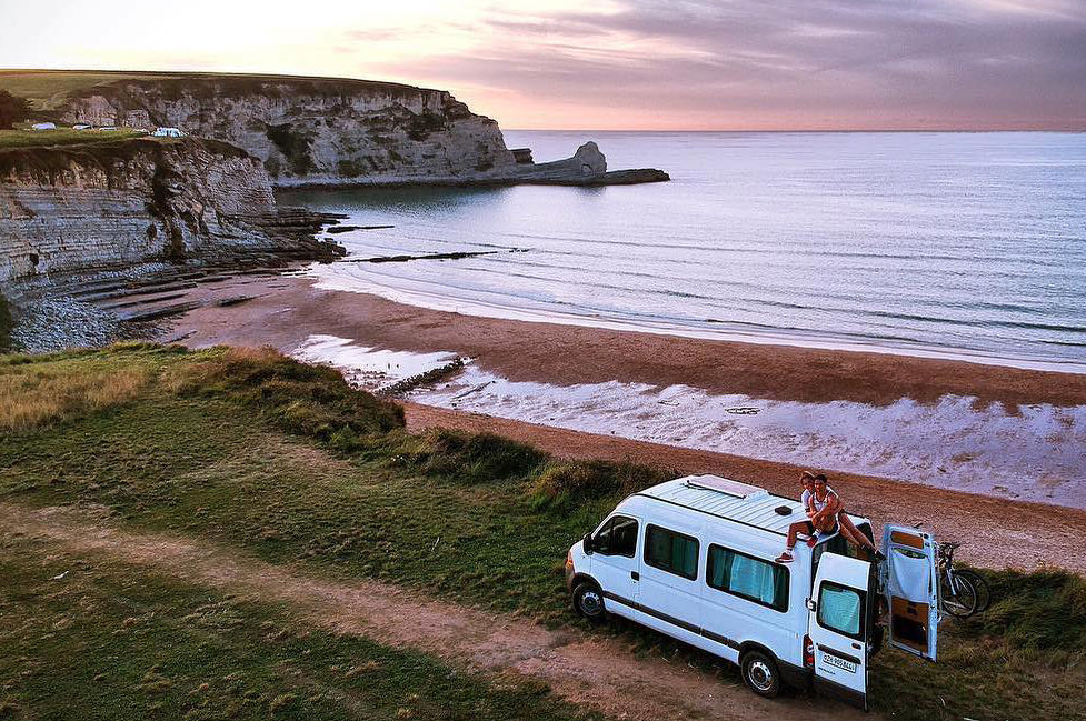 The Seaside Van