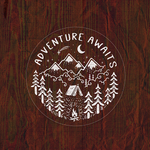 Adventure Awaits (Transparent)