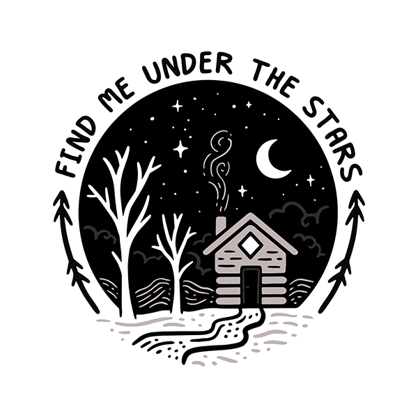 Find me under the stars