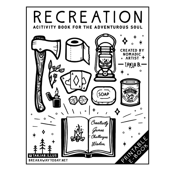 Recreation Book