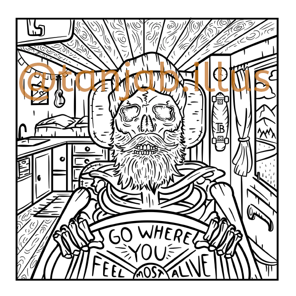 Coloring Pages Vol. 1