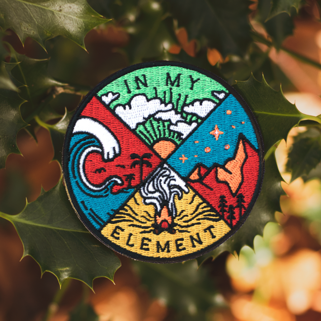 In My Element - PATCH