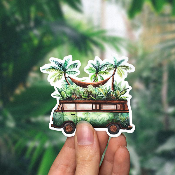 Jungle Van