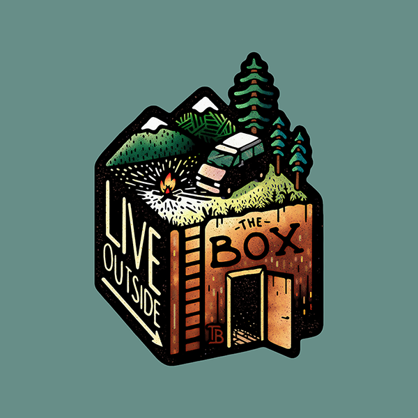 Live outside the box