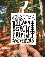 Learn Grow Repeat