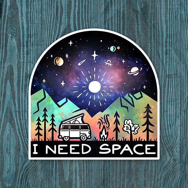 I need Space