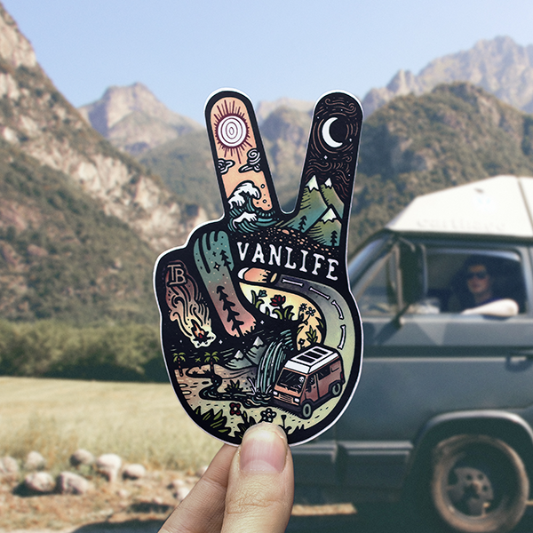 V for Vanlife