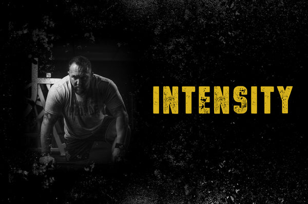 Intensity Is A Gift