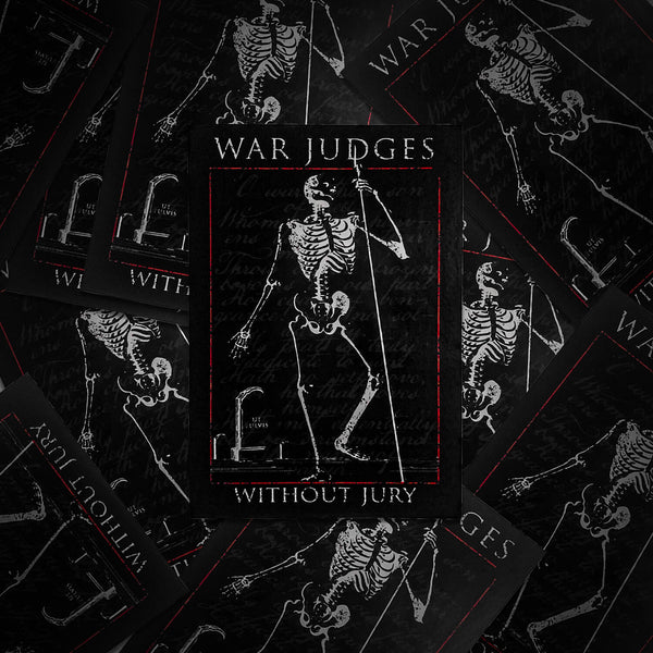 Judgement Sticker