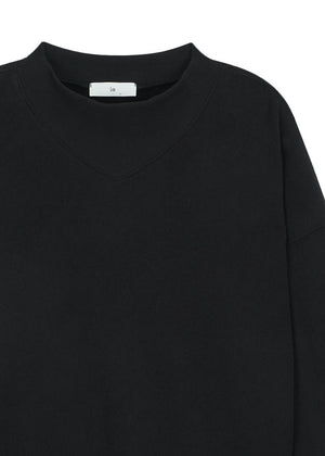 LOOSEFIT SWEATSHIRT BLACK