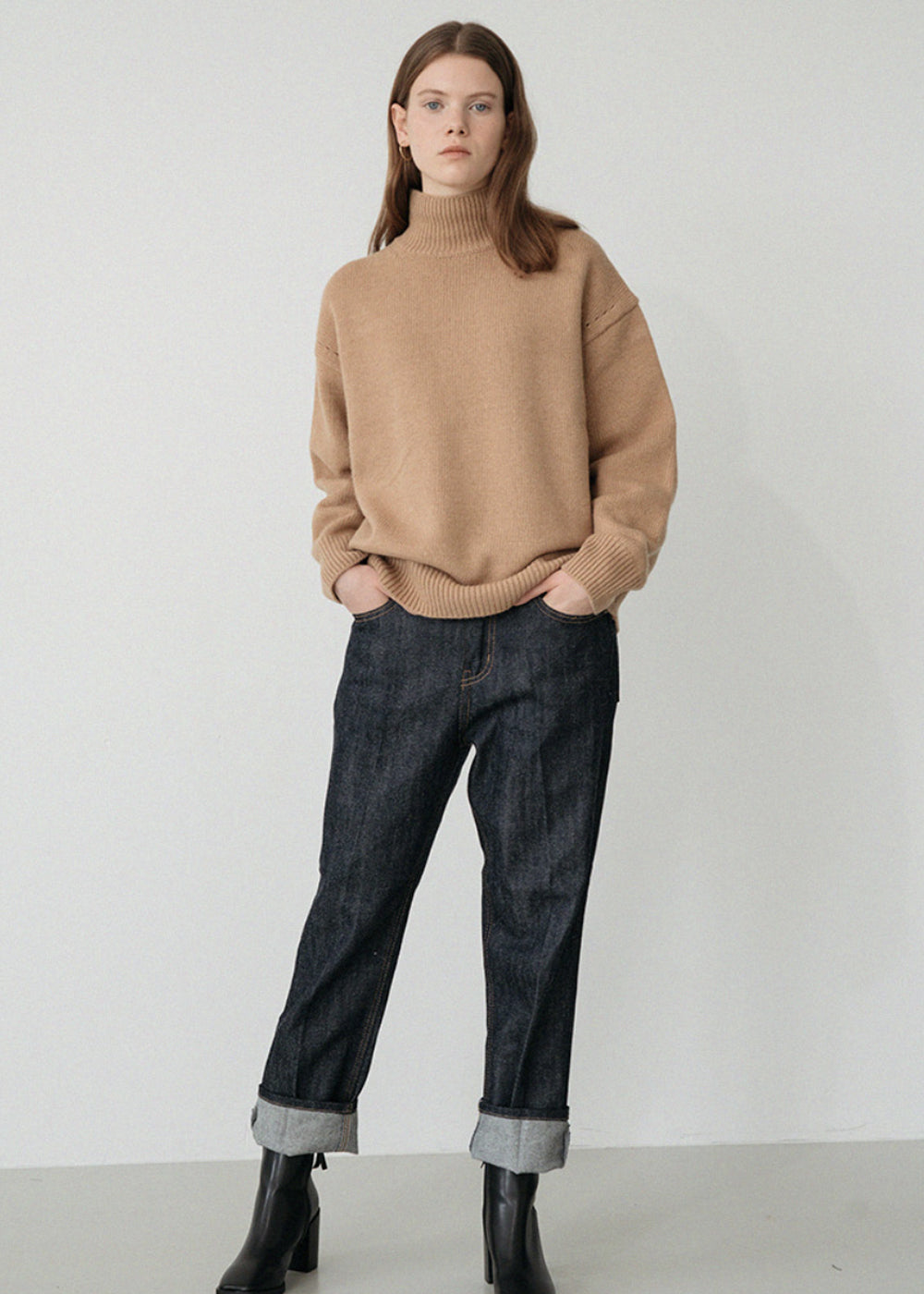 LE FLEECE LINED NEP JEAN